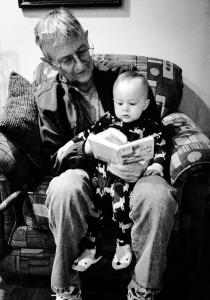 David_and_Grandson Asher_in2014